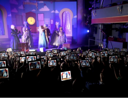 Archive: Tablet Rentals Supports eBay's First Shoppable Panto