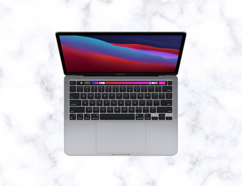 Now in Stock: MacBook Pro 13′