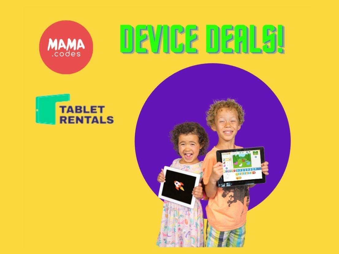 mama codes partnership